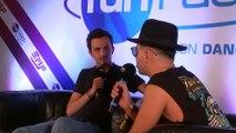 Timmy Trumpet en interview dans le studio de Fun Radio à l'EMF 2019
