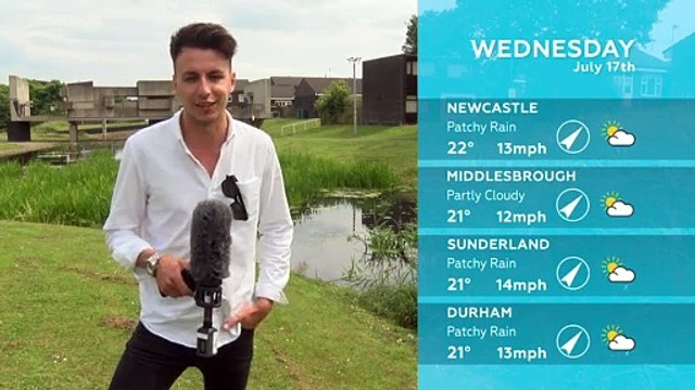WEATHER: July 17th 2019