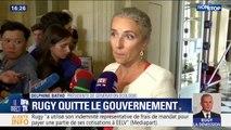 """""""On ne peut pas voir sa moralité mise en cause"""" lorsqu'on est ministre, selon Delphine Batho"""