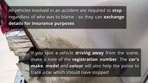 Video Car acident explainer