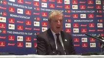 Roy Hodgson on Rovers