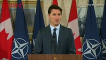 Trudeau Denounces President Trump's Recent Tweets