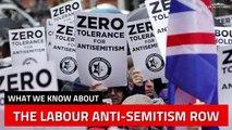 Labour anti-Semitism Row Explained