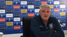 Steve Bruce says he hopes both Sheffield teams get promoted