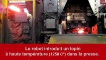 Forge et fonderie: une caste à part dans «la ville Peugeot»
