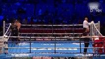 Un boxeur a la mauvaise idée de chambrer son adversaire dans le dernier round : sanction !