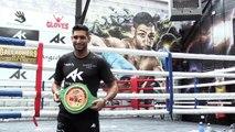 Amir Khan announces fight with Manny Pacquiao in Riyadh