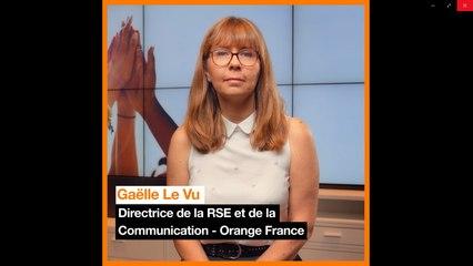L'inclusion numérique – Orange