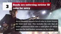Tackling ticket touts and resale sites