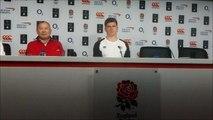 England head coach Eddie Jones