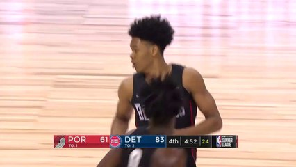 G League Alum Anfernee Simons' Best 2019 NBA Summer League Plays
