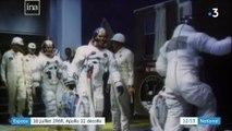 Espace : Apollo 11 décollait il y a cinquante ans