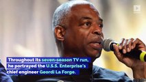 Levar Burton Expects to Appear in 'Star Trek: Picard' Series
