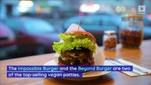 Plant-Based Burgers May Not Be as Healthy as They Seem