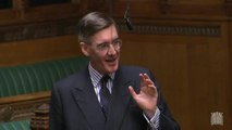 Jacob Rees-Mogg taunts collegues about school