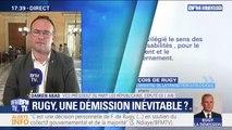"""Démission de François de Rugy: Damien Abad """"ne veut pas que l'on profite de ces affaires pour créer davantage de suspicions"""""""