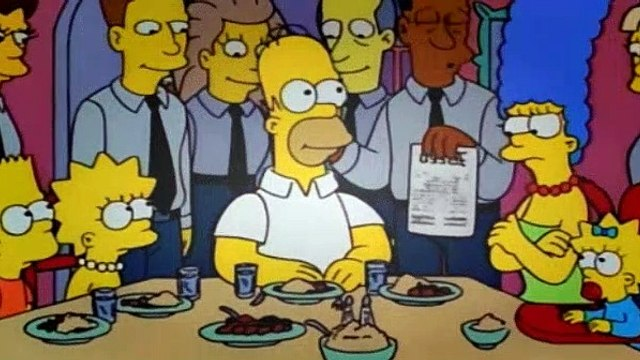 The Simpsons Season 9 Episode 14 The Joy of Sect