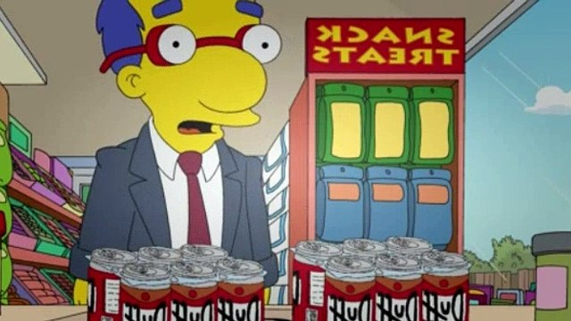 The Simpsons Season 24 Episode 13 Hardly Kirk-ing