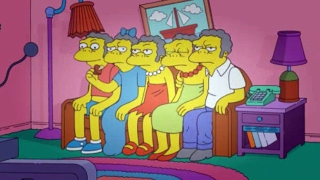The Simpsons Season 24 Episode 12 Love is a Many Splintered Thing