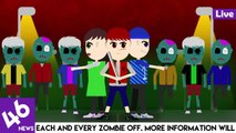 Zombie News Report - Animation Entry