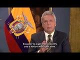 Ecuador rejects julian assange aylum request