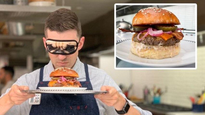 Recreating Jamie Oliver's Insanity Burger From Taste