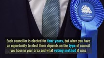 Council elections generic video