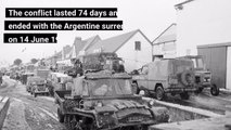 ON THIS DAY: 1982 - 20 die as HMS Sheffield hit by Argentine missile in Falklands War