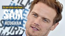 Sam Heughan Profile