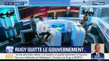 """Danièle Obono: """"C'est tout ce gouvernement qui devrait démissionner"""""""