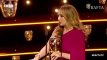 Jodie Comer BAFTA speech