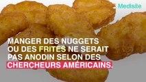 Manger du poulet frit ou un donut augmenterait votre risque d'accident cardiaque