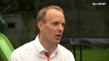 Dominic Raab says he is 'probably not' a feminist