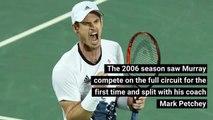 Andy Murray career