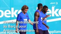 "Griezmann: ""Messi est l'image du football"""