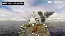 Royal navy generic video