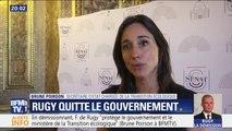 """Brune Poirson: """"En démissionnant, François de Rugy protège le gouvernement et le ministère de la Transition écologique"""""""