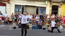 Des spectacles de diabolo gratuits au Festival d'Avignon