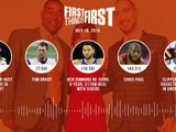 First Things First audio podcast (7.16.19)Cris Carter, Nick Wright, Jenna Wolfe _ FIRST THINGS FIRST