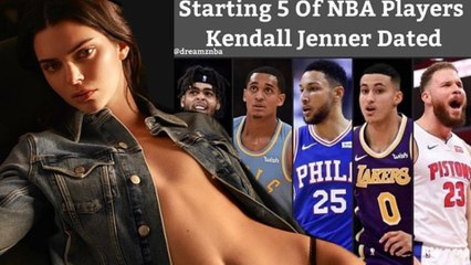 Kendall Jenner CLAPS BACK After Fans Call Her Out For Having Dated An Entire NBA Starting Lineup