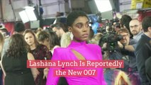 "Lashana Lynch Is Reportedly the New ""007"""