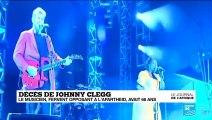"""Le musicien Johnny Clegg, le """"Zoulou blanc"""", est décédé à 66ans"""