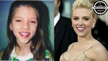 Scarlett Johansson - From 1 To 33 Years Old