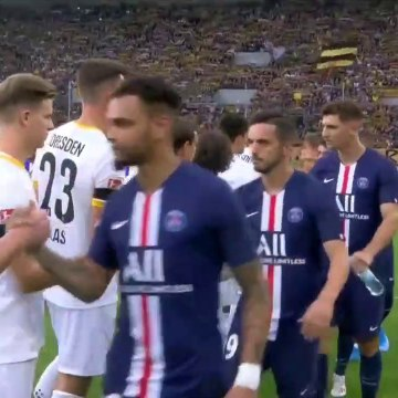 Dynamo Dresden vs PSG   All Goals and Highlights