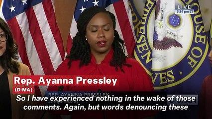 Alexandria Ocasio-Cortez, Ayanna Pressley, Ilhan Omar, Rashida Tlaib Respond To Trump's Racist Tweets