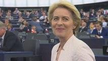 La alemana Von der Leyen, primera mujer presidenta de la Comisión Europea