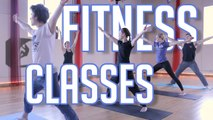 Fitness Classes at Central Rock Gym