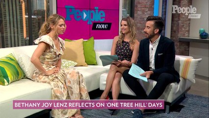 Bethany Joy Lenz Would 'Certainly' Join a 'One Tree Hill' Reboot