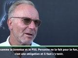 Bayern - Rummenigge : ''Il y a des raisons pour lesquelles la Juventus ou le PSG font ces tournées...''