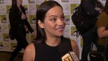 Comic-Con 2019: 'Teminator: Dark Fate's Natalia Reyes (Full Interview)